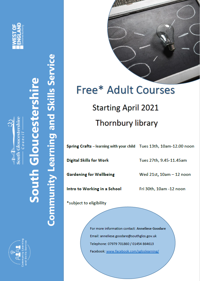 Online Courses - February 2021